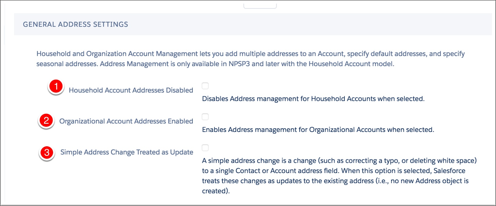 Address Management Overview ~ Power of Us Hub